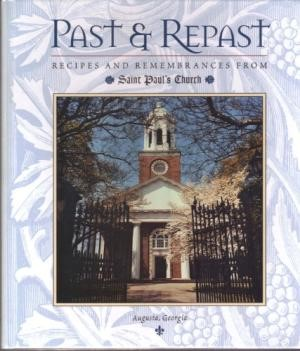 Book Cover - Past & Repast