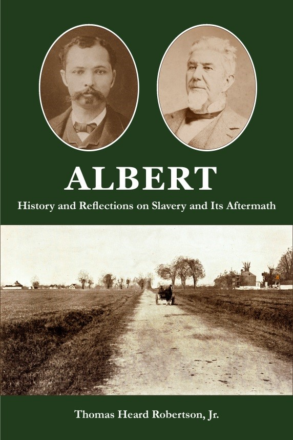 Book Cover - Albert