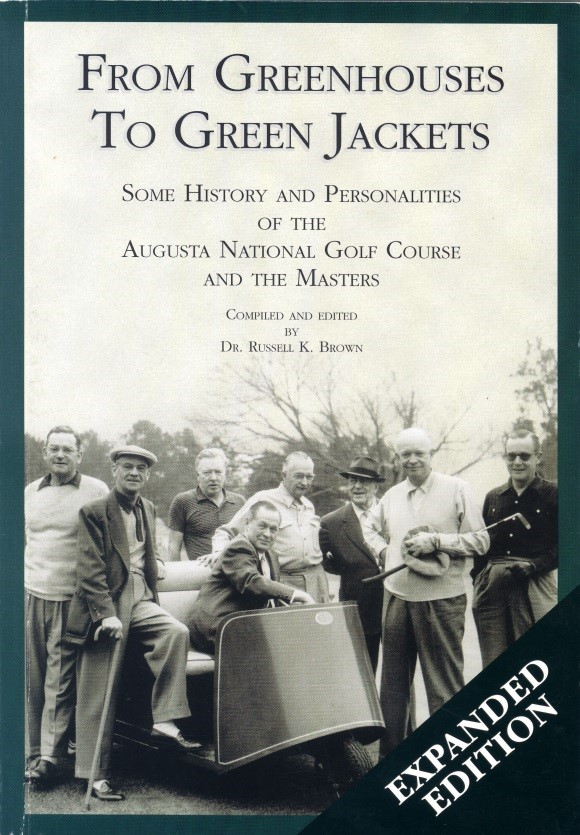 Book Cover - Green Jackets